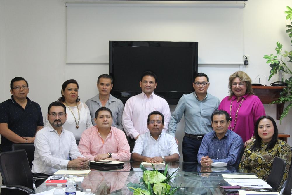 Instalación del Comité de Integridad