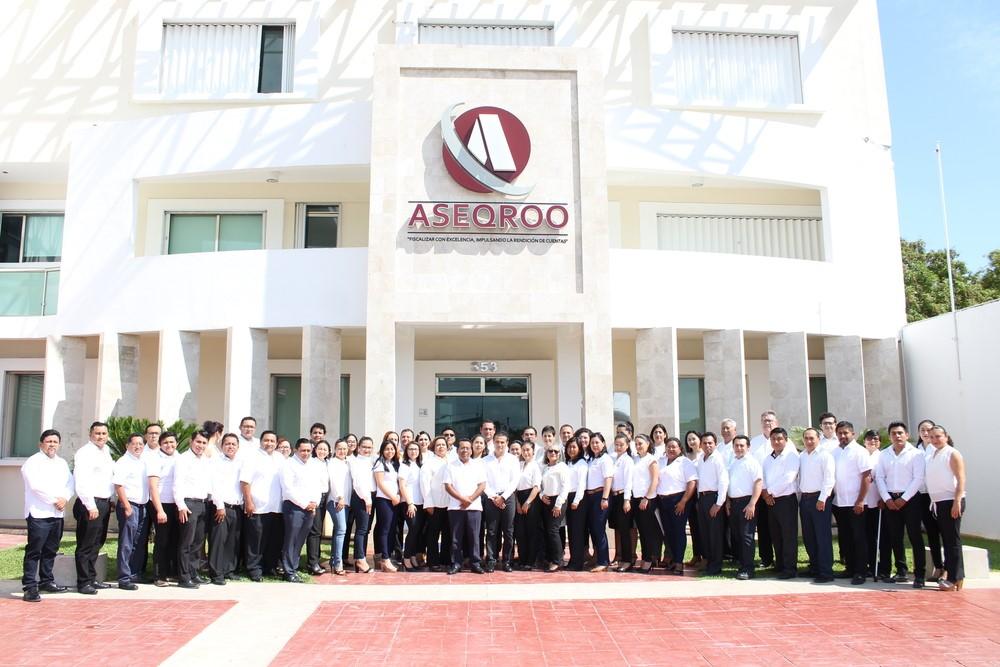 """Personal de la ASEQROO acredita """"Seminario de Auditoría Gubernamental 9ª generación"""""""